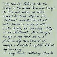 Wuthering Heights Quotes Cool Charming Life Pattern Wuthering Heights Emily Bronte Quote My
