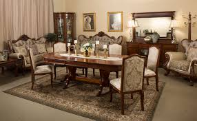 Traditional Living Room Furniture Stores Mona Lisa Dining Furniture Traditional By Dezign Furniture And