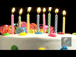 animated birthday cake with candles. Birthday Cake With Candles Stock Video In Animated Birthday Cake Candles YouTube