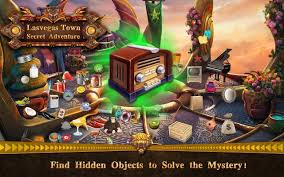 As items which you have to find in hidden object scenes are randomly generated, this part of guide focuses on the unchangeable, which are the crucial items (which you obtain when you solve a riddle) and hidden items (requiring more clicks). Hidden Object Games 300 Levels Free Town Secret For Android Apk Download
