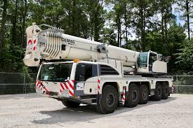 Demag Ac 100 Load Chart Craneworks Takes Delivery Of Demag Ac 220 5 At Crane