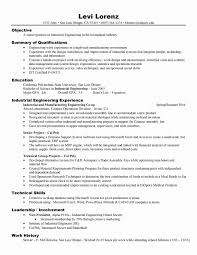 Best Resume Format For Engineering Students Elegant Resume Examples