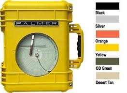 Mercury Instruments Chart Recorders Palmer Pelican Case Chart Recorder For Tough Outdoor