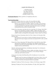 Cover Letter Optician Resume Optician Resume Template Resume For