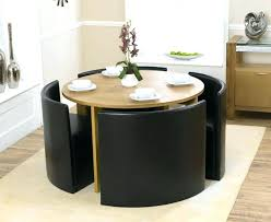 Spacesaver furniture Multiple Use Space Saving Dining Table And Chairs Space Saver Table And Chairs Outstanding Round Dining Table And Laserkneepaininfo Space Saving Dining Table And Chairs Space Saver Table And Chairs