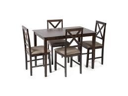 <b>Обеденный комплект эконом</b> Хадсон (стол + 4 стула) №4 купить ...