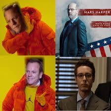Who Plays Trey On Designated Survivor Mars Harper Is Just Knockoff Lyor Designatedsurvivor