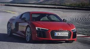 audi r8 2015 red. Unique 2015 8 Photos First 2016 Audi  To R8 2015 Red