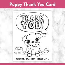Since the start of email, it is more and more rare to receive a thank you note in the mail. Printable Coloring Thank You Cards Faber Castell Usa