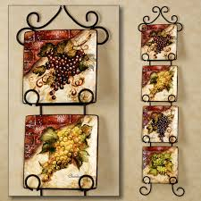 Square Metal Wall Decor Kitchen And Dining Room Wall Decor Touch Of Class