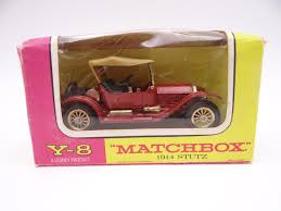 Vintage lesney matchbox toy