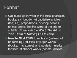 using citations in your essays page numbers are of the essence  format  capitalize each word in the titles of articles books etc but