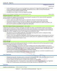 Resume Examples 2017 Healthcare Resume Corner