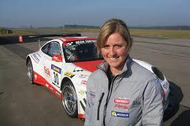 Sabine schmitz, professional driver and queen of the nürburgring. Esg 8vzebbm1hm
