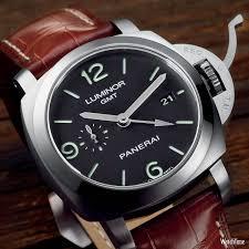 swiss replica panerai watches for luminor panerai panerai mens panerai luminor 1950 3 days gmt watches