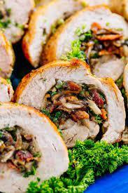 stuffed pork tenderloin video