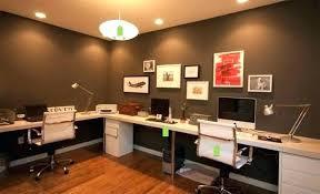 home office for 2. Interesting Home 2 Person Work Desk Two Workstation Desks Designs Brilliant Home  Office For Throughout Home Office For