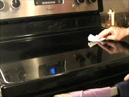 How To Clean A Glass Top Stove How To Clean Your Glass Stove Top Without Detergent Guess What I