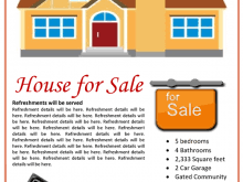 home for sale template home for sale template free resume
