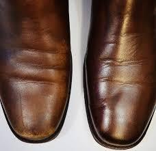 mirror shine leather boot polish