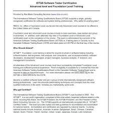 Tester Resume Samples Software Testing Sample Resume Dazzling Software Tester Resume
