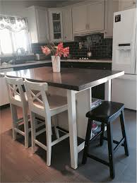 Diy Kitchen Island With Stainless Steel Top Small Kitchen Island