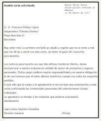 Formato De Carta De Solicitud Modelo Carta Solicitando Carta De Solicitud Carta De