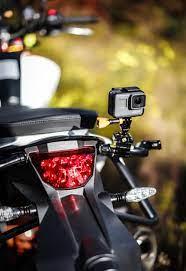 Mẹo sử dụng camera hành trình xe máy dành cho phượt thủ