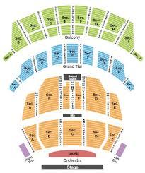 Landmark Theater Tickets And Landmark Theater Seating Chart