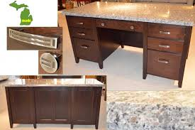 tops office furniture. Michigan Granite Executive Desk Tops Office Furniture Y