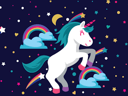 Cute Unicorns Wallpapers - Wallpaper Cave