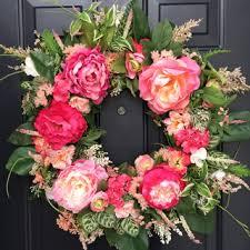 front door wreaths for summerFront Door Wreath For Summer  istrankanet
