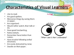 visual learning style essay learning style essay