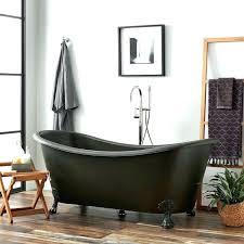 60 acrylic clawfoot tub china hot s freestanding double slipper bathtub antique vintage copper dark green 60 inch clawfoot tub