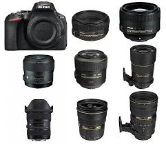 Nikon D3400 Lens Compatibility Chart Best Lenses For Nikon D5600 Camera Times
