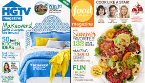 food network magazine 2015. Perfect Network HGTV Magazine And Food Network Are Joint Ventures With Scripps  Networks Interactive Inside 2015 A