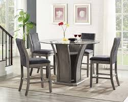 Christian 5 Piece Counter Height Dining Set