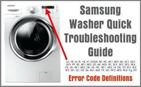 samsung dryer problems. Exellent Samsung Samsung Dryer Troubleshooting  For Samsung Dryer Problems Y