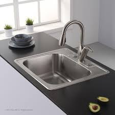 caulking around kitchen sink drain round designs