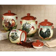 Decorative Chickens For Kitchen Country Rooster Kitchen Decor Chicken Kitchen Decor Decor