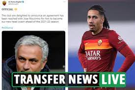 Jose Mourinho to Roma ANNOUNCED, Chelsea join £85m Sancho transfer race,  Haaland and Cristiano Ronaldo latest