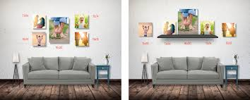 canvas print ideas living room on wall art printing ideas with canvas print ideas to design the perfect wall