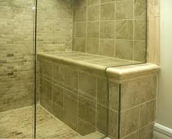 showers with benches shower bench designed built floor bath design inc in seat dimensions furniture b built in shower bench