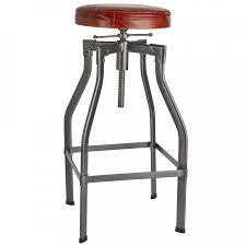 industville bar stool turner vintage real leather metal adjule 1 main 900x900 jpg