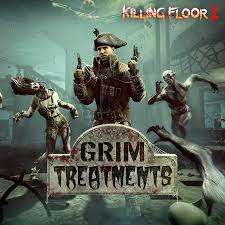 Killing Floor 2 Steam Charts Tripwire Interactive Llc