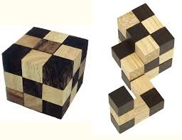 Wooden Mind Games
