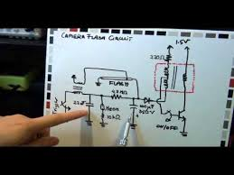 tsp 3 camera flash circuit and nixie tube tutorial part 1 3 tsp 3 camera flash circuit and nixie tube tutorial part 1 3