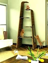 designer cat trees furniture. Simple Trees Modern Cat Tree Furniture Designer Trees Square Habitat Accessories Wooden  Contemporary Australia Furnitur With E