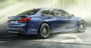 2017 Alpina B7 xDrive Is The Closest Thing To A BMW M7 [44 Pics + ...