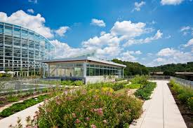 Design Alliance Architects Gallery Of Center For Sustainable Landscapes The Design